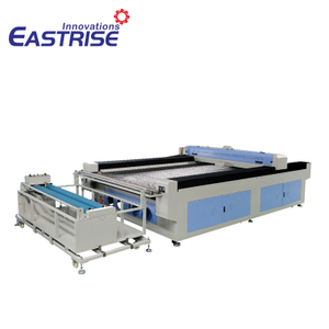 1630 Auto Feeding Co2 Laser Cutting Machine for Textile Fabric Cloth Leather