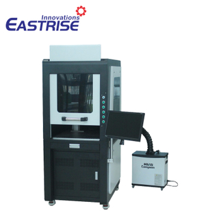 Sealed Laser Marking Machine with Auto-focus, Protective Cover