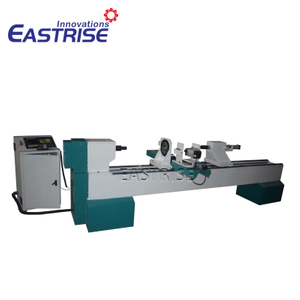 3-Axis Carving Spindle CNC Wood Turning Lathe