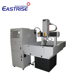 4040 400*400mm Semi-sealed Mould Making Machine,Metal Mould Cnc Router,CNC Metal Cutting Router