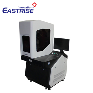 Enclosed Sealed Laser Marking Machine with Protective Cover