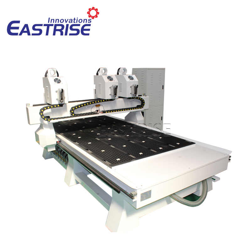 1325 Three Separated Spindles Cnc Router for Sale with Affordable Price