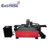 Metal Tube Plasma Cutting Table Machine with Rotary Axis