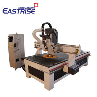 1325 12 Position Carrousel ATC Cnc Router Table with Disc Tool Magazine