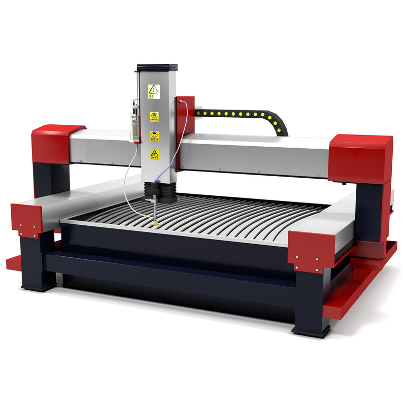 5 Axis 2015 Water Jet Cutting Machine