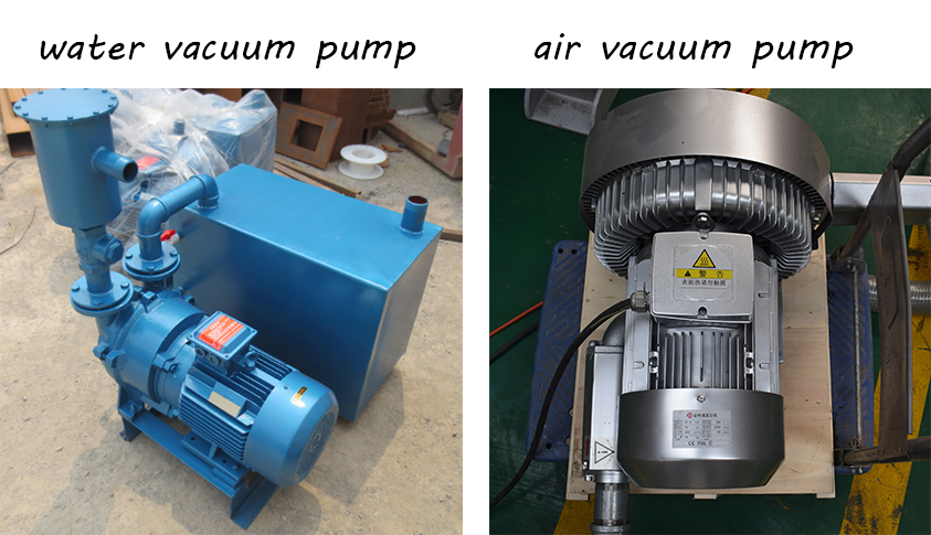 vacuum pump for cnc router